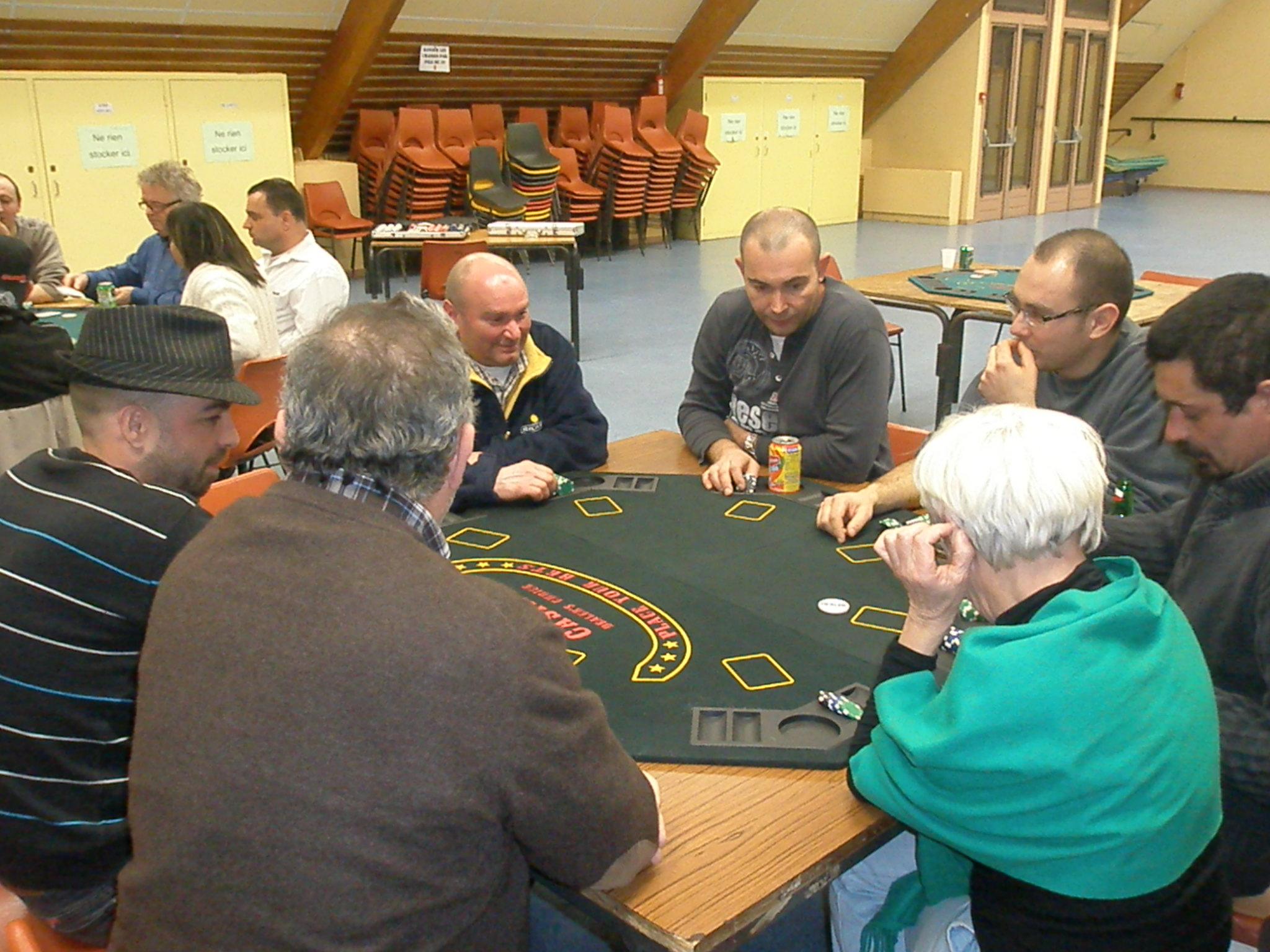 TOURNOIS DU 25/02/2012